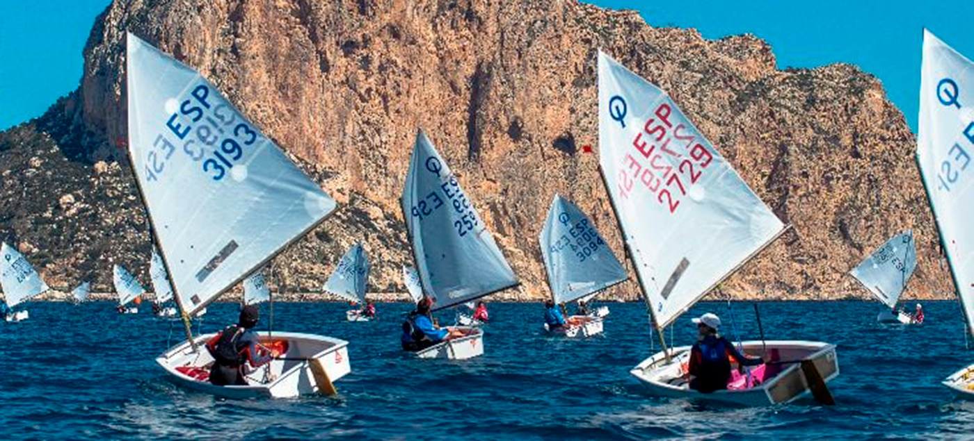 Trofeo Vela Infantil - Club Náutico Campello