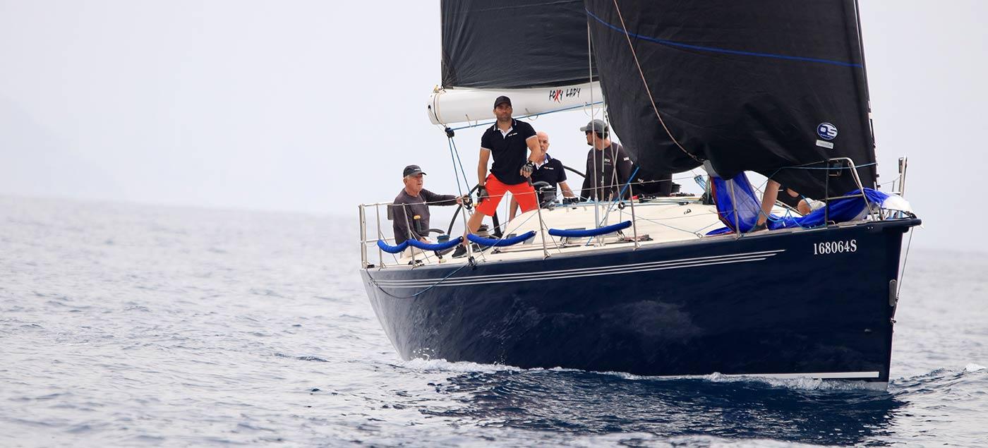 Trofeo Primer Semestre - Vela Crucero CNC