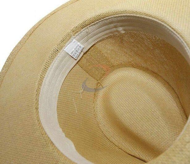 straw panama hat manufacturer