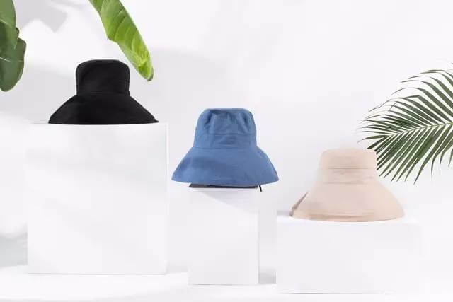 linen cotton hat