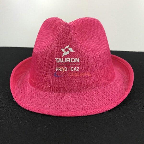 polyester fedora hat