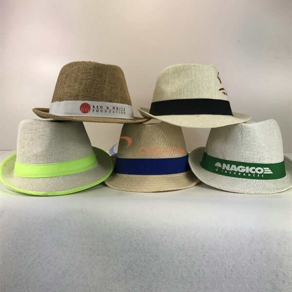 Brand straw hat supplier