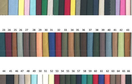 Cotton fabric swatch