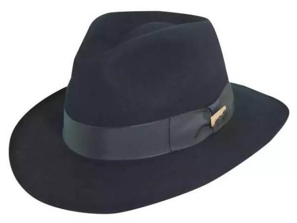 Homburg Hat cncaps