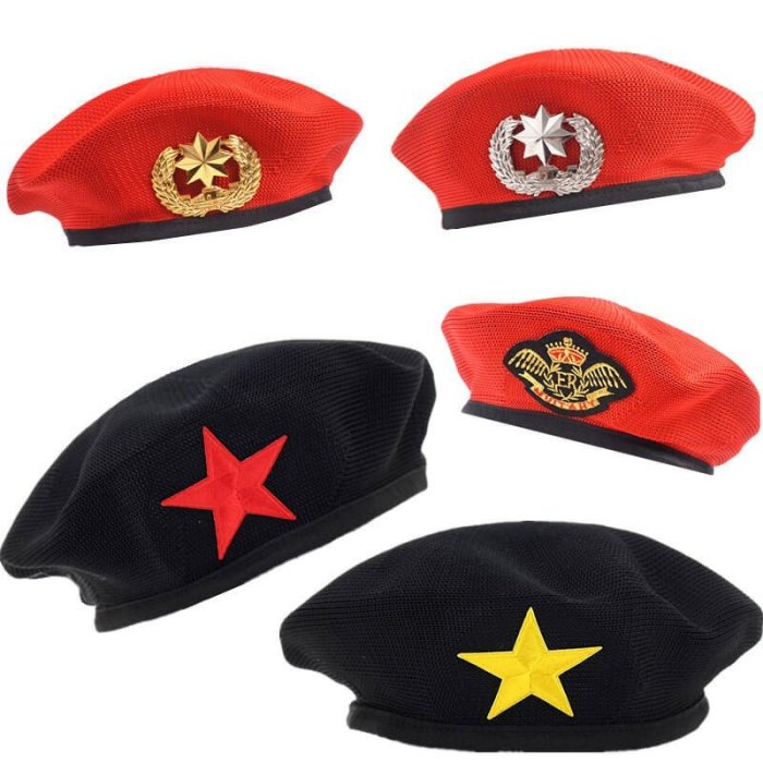 communist beret hat manufacturer