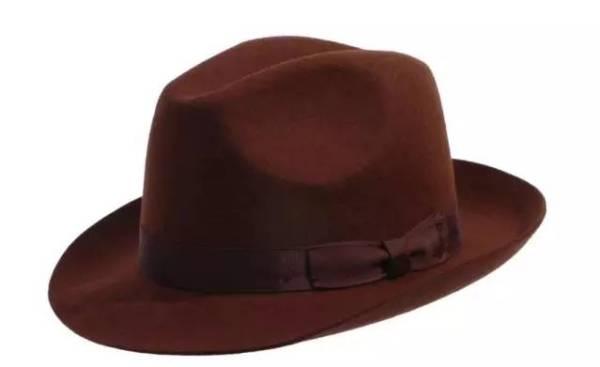 trilby hat CNCAPS