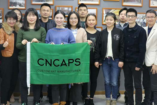 cncaps hat manufacture