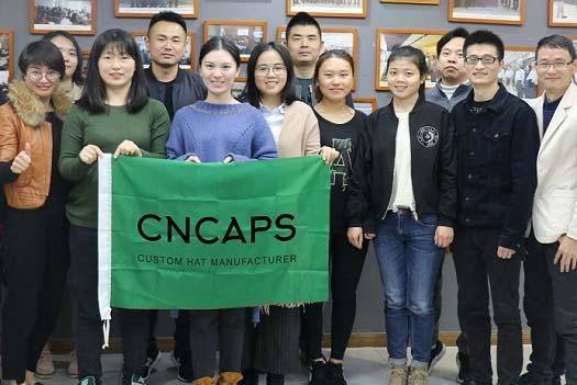 cncaps hat manufacture