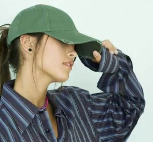 baseball caps cotton