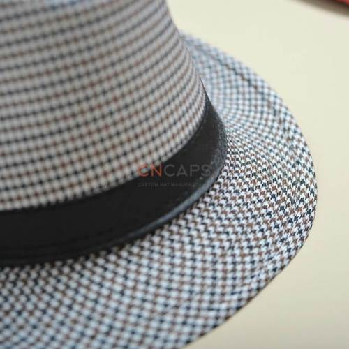 fedora hat swallow grid
