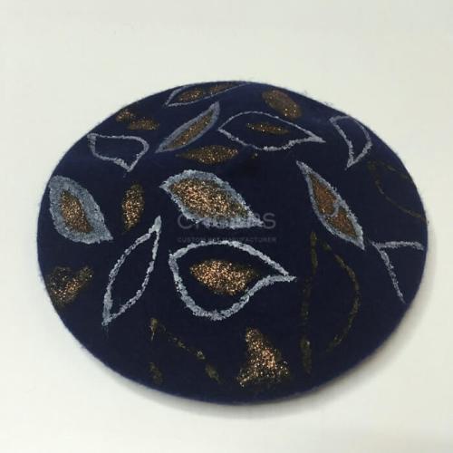 beret painting