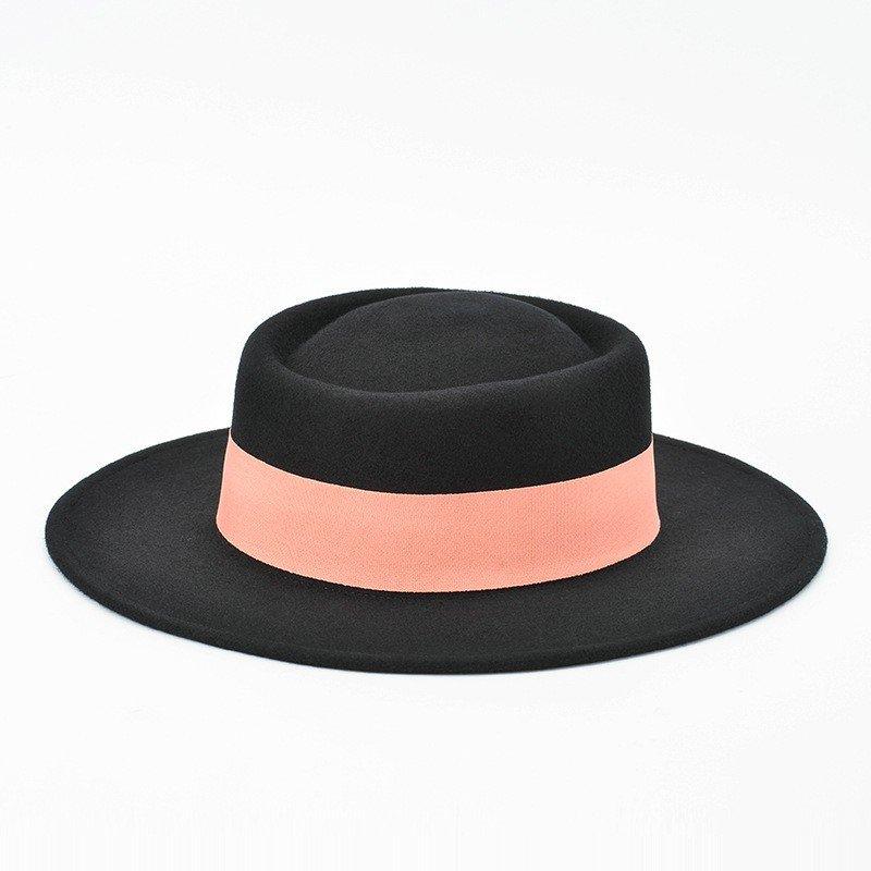 wool pork pie hat