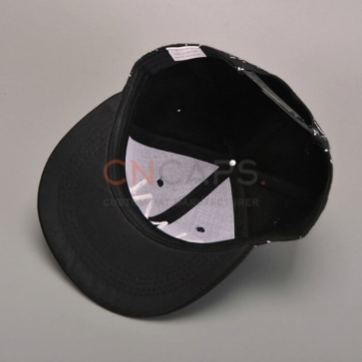 Baseball Cap with 3D embroider (3)