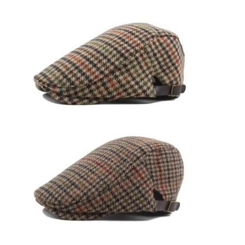 Flat cap - China Professional Headwear Manufacturer - CNCAPS