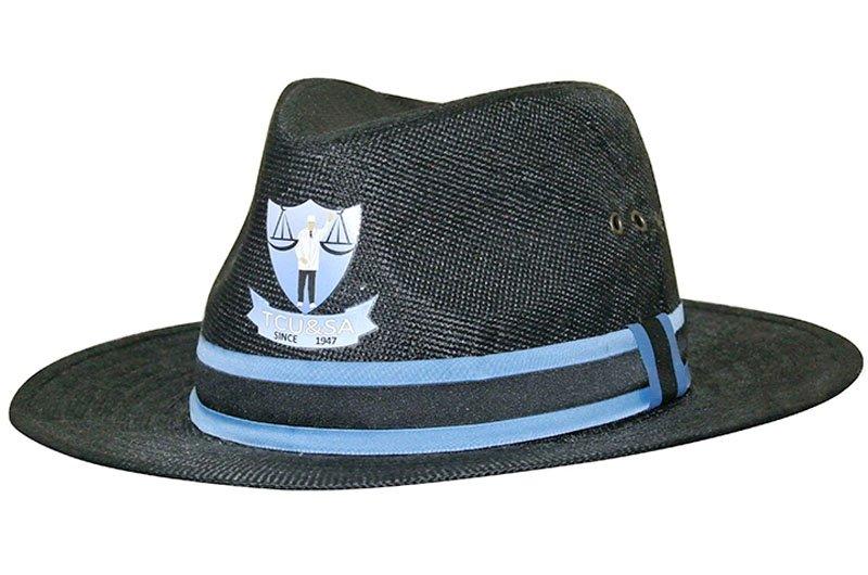 custom hat panama