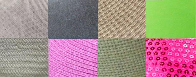 custom fedora hat material