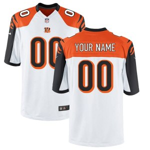Nike Cincinnati Bengals Custom Youth Game Jersey