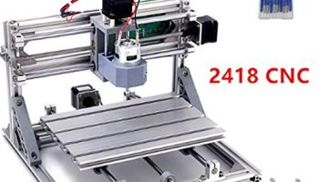 DIY CNC 3020 Wood Carving Engraving Machine, Working Area