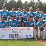 2019 CNCMSBL 40+ Division Champion Marlins
