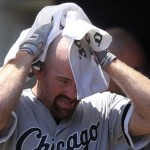 Kevin Youkilis of the Chicago White Sox