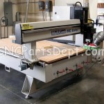 MultiCam 4x8 3 axis CNC router C176 a