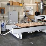MultiCam 4x8 3 axis CNC router C176 b