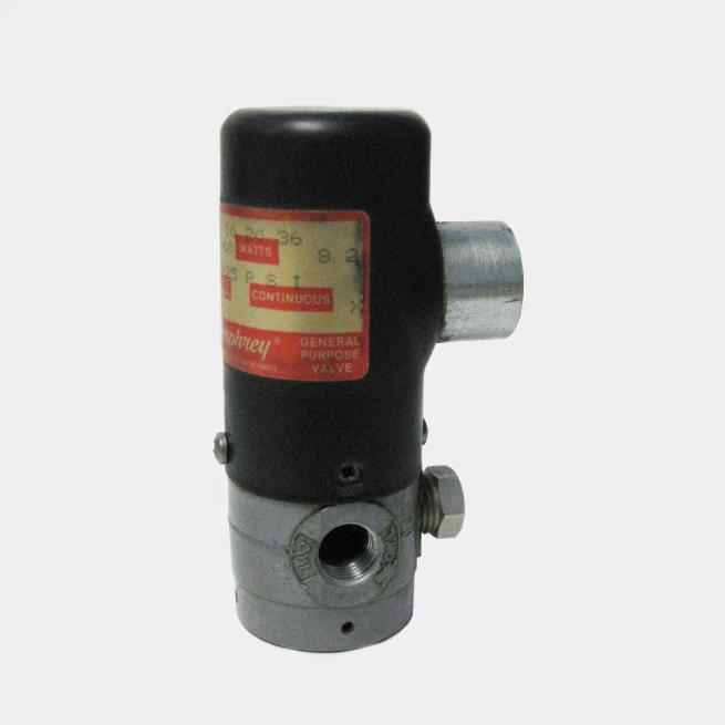 Humphrey Valve 250E1-3-10-20-36