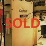 Quintax 5 axis CNC router E308