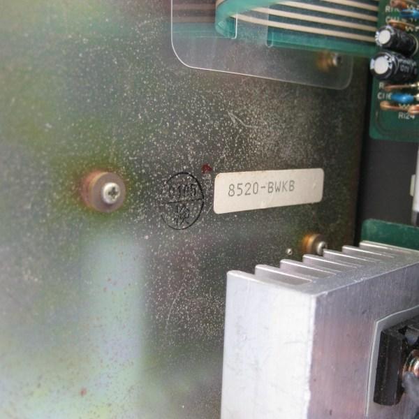 Allen-Bradley 8520-MOP3