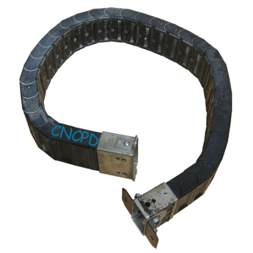 Gortrac Nylatube KLE series cable carrier