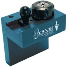 Techniks tool holder tightening stand