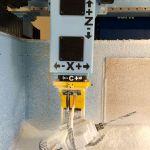 DMS 5 axis CNC router E380