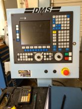 Fagor controller for DMS 5 axis CNC router