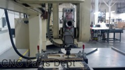 Motionmaster 5 axis CNC router w/ Colombo spindle motor