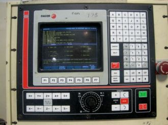 Fagor 8050-M Controller for Motionmaster 3 axis CNC router C378