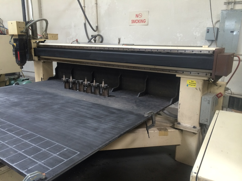Motionmaster 3 axis CNC router C361