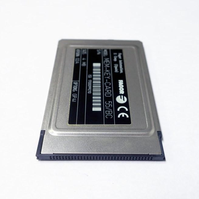 Fagor MEM-KEY-CARD-55/BC 2