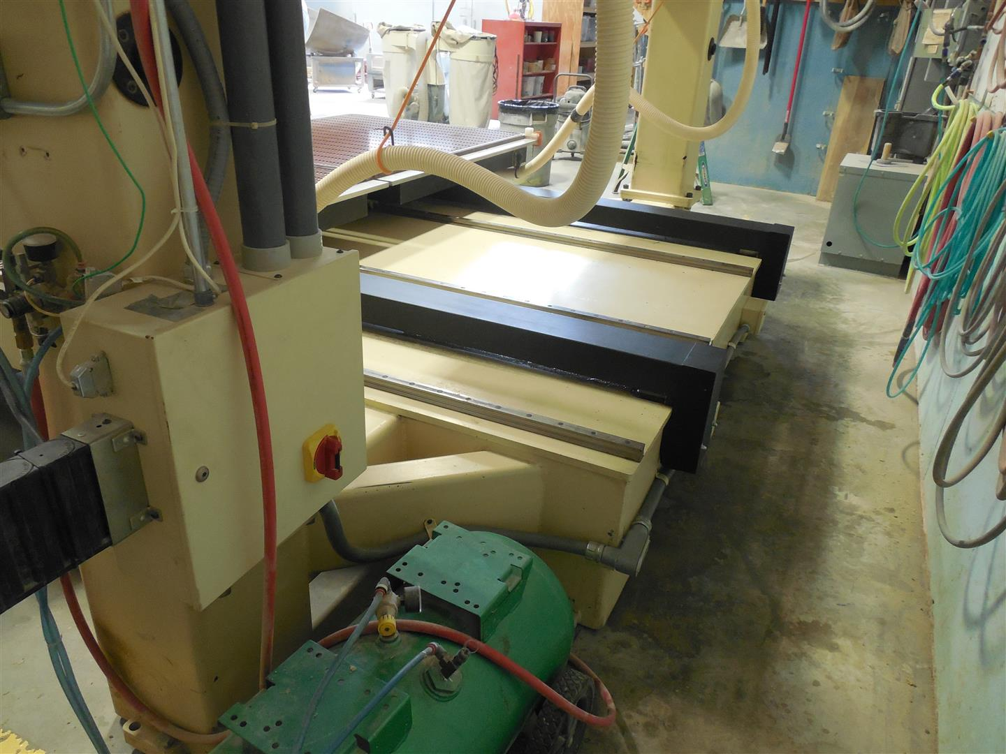 Motionmaster 5 axis CNC Router E405