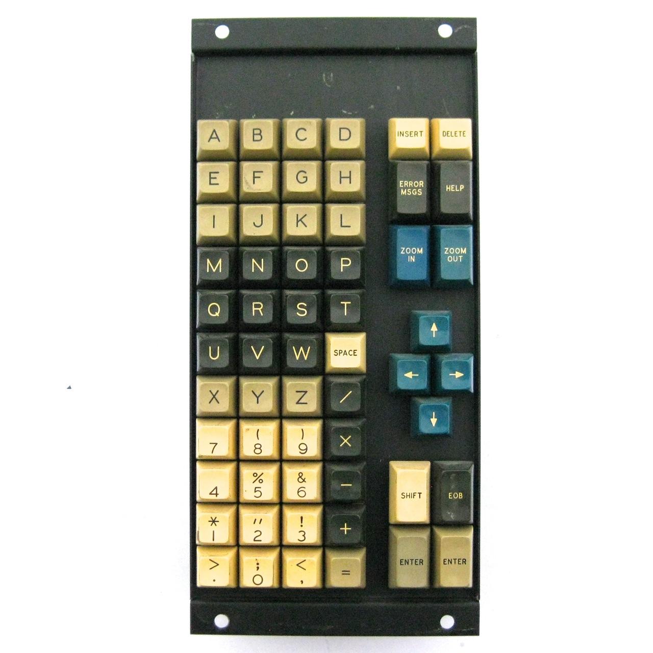 Allen-Bradley 8410-KYBD Keyboard Assembly