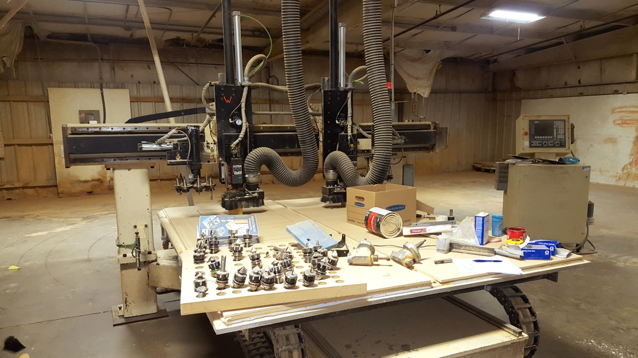 Motionmaster 3 Axis CNC Router C460