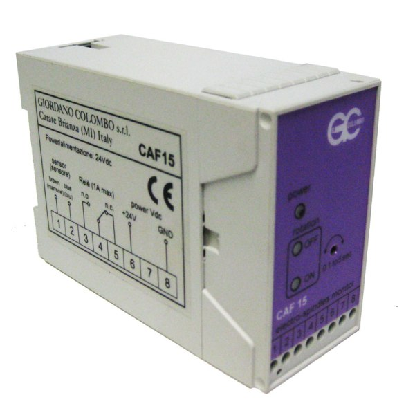 colombo CAF 15 sensor relay