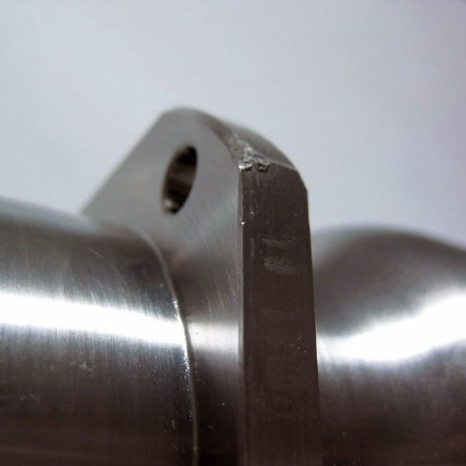 Baldor GBSM63 MSS080 50 Gearbox 222524120478 7