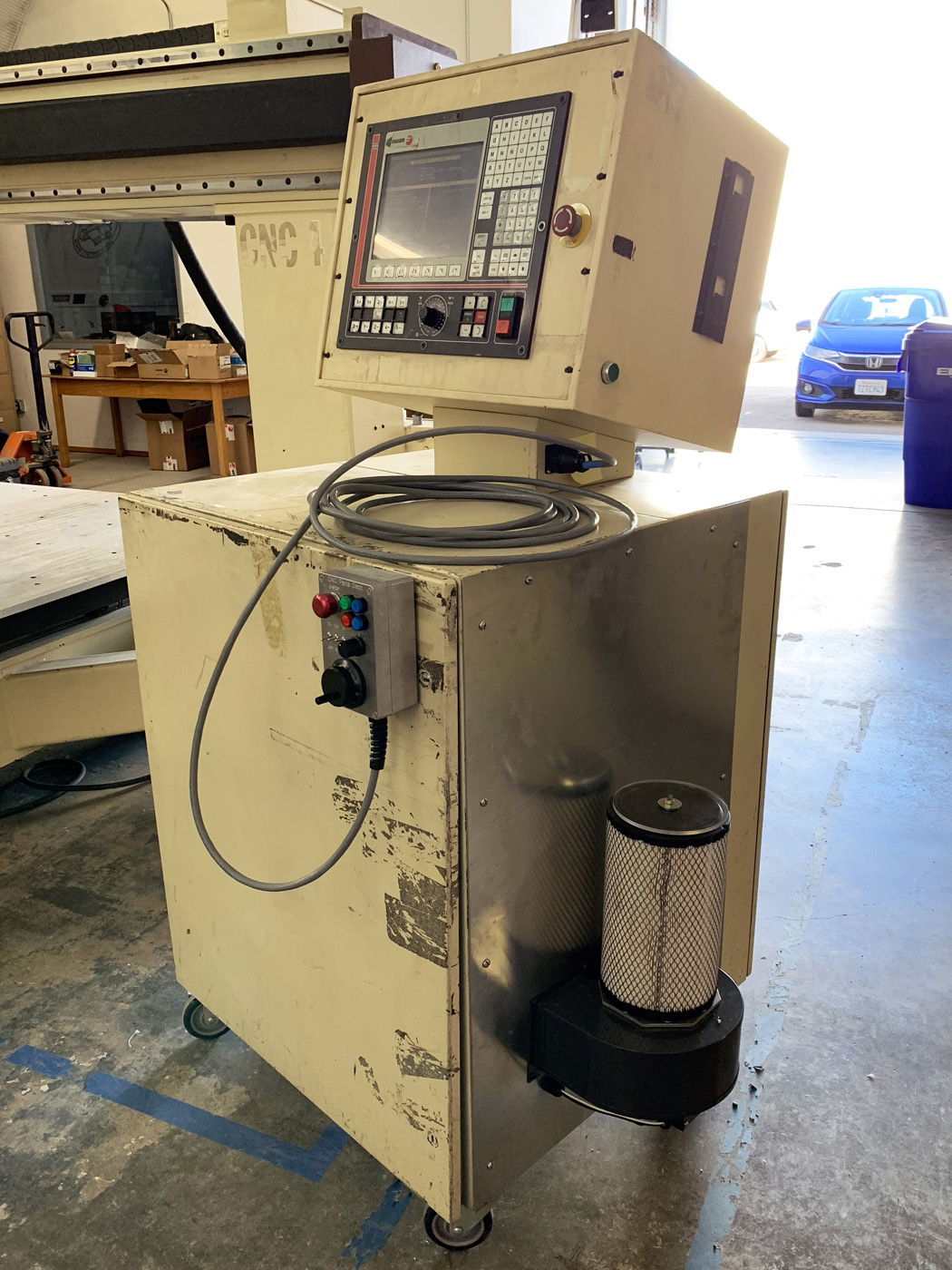 Motionmaster 5 Axis CNC Router E509 07