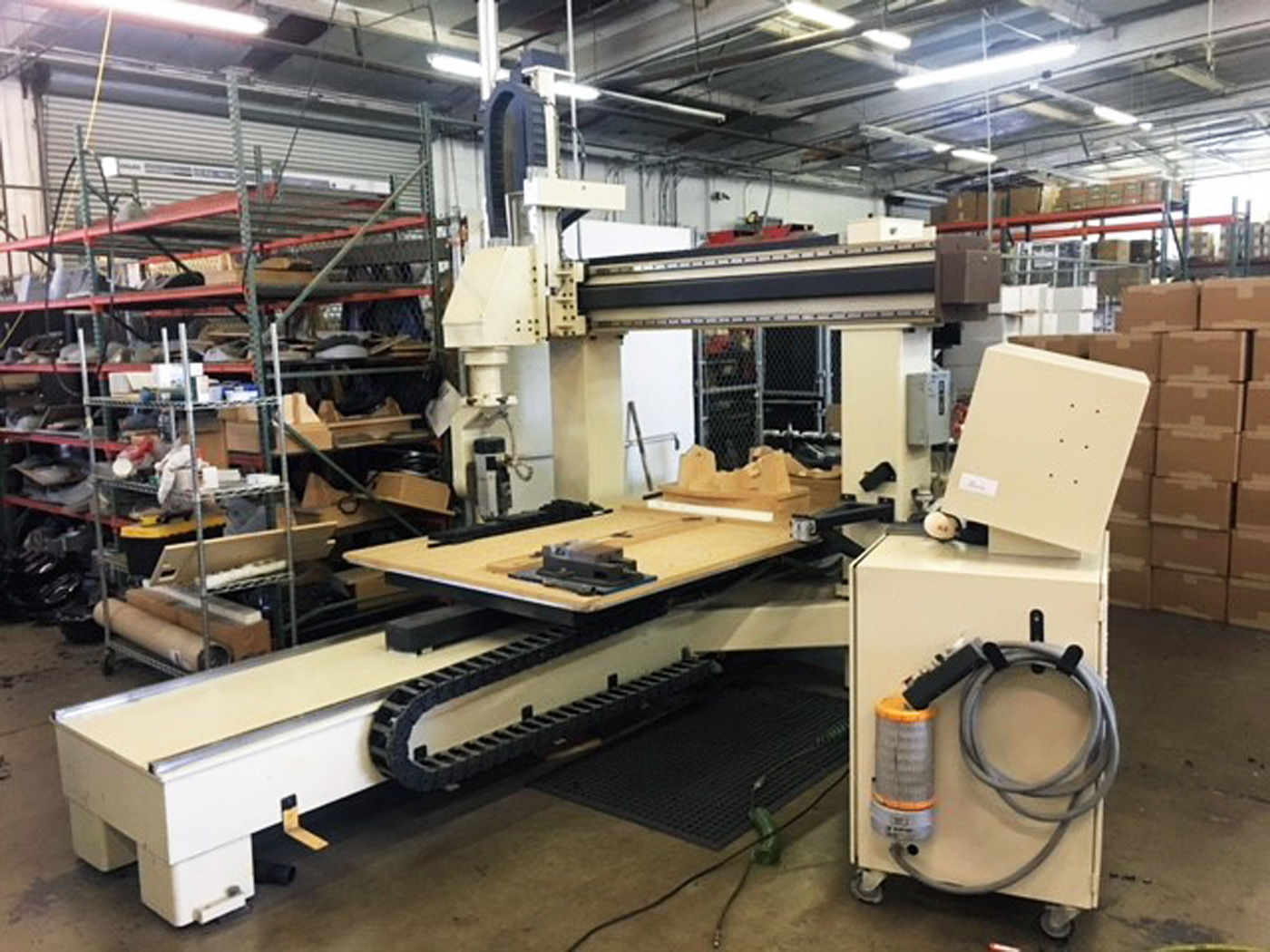 Motionmaster 5 Axis CNC Router E549 05
