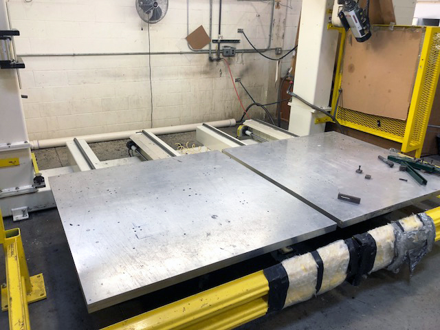 Thermwood 5 Axis CNC Router E555
