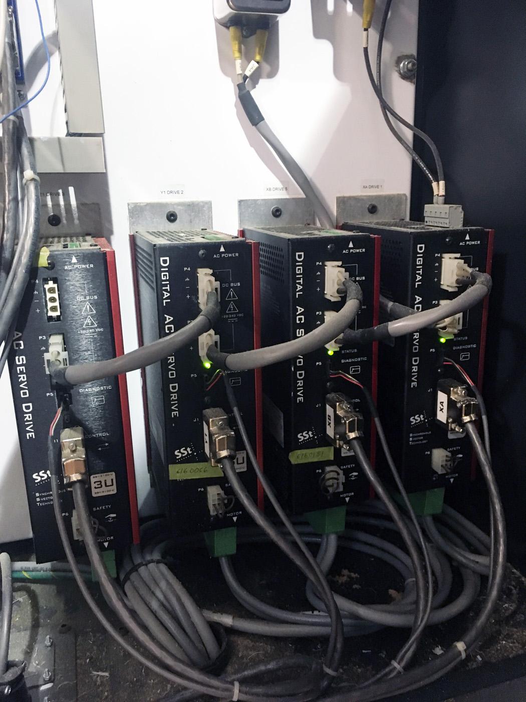 Multicam 3 Axis CNC Router C559 009
