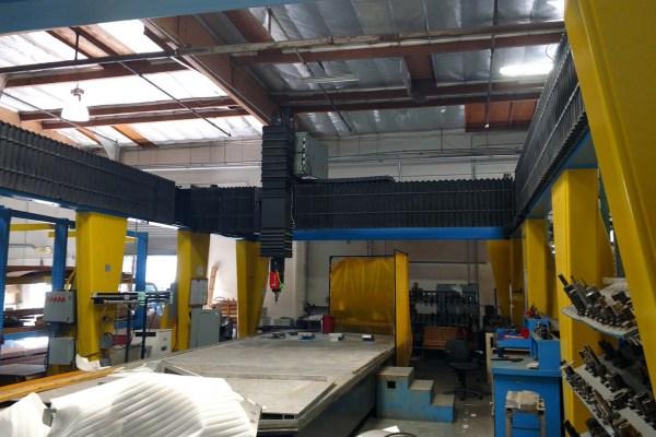 PAR Systems XR-225 CNC Router E560