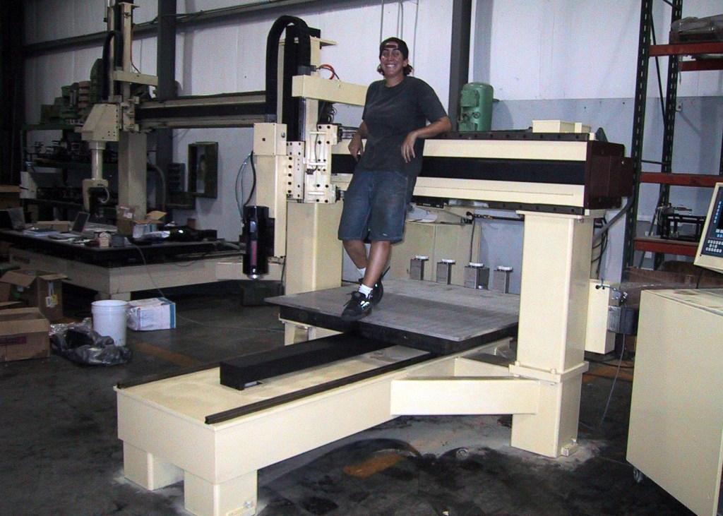 CNC Router Services   CNC Services Inc  - CNC Parts Dept , Inc