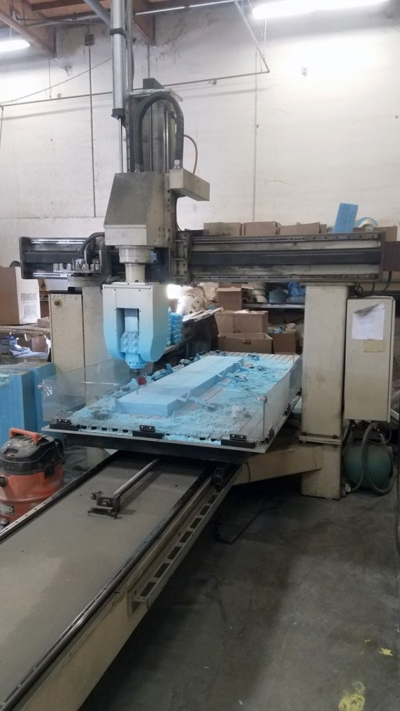 Motionmaster 3 Axis CNC Router C492