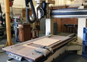 Motionmaster 5 Axis CNC Router E596 featured
